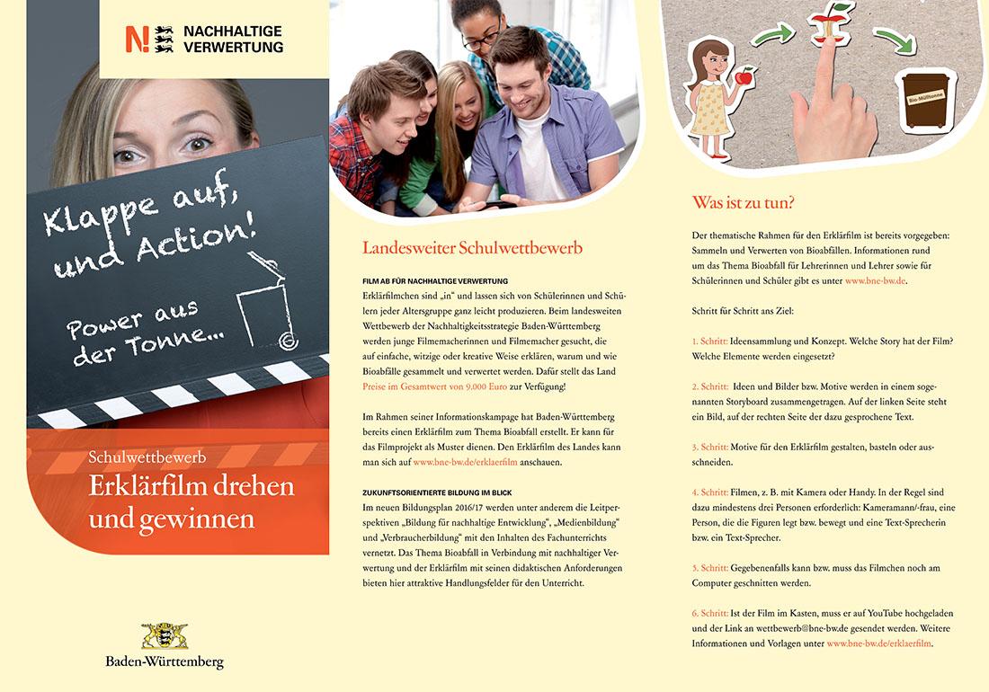 """Schulwettbewerb """"Erklärfilm"""" Ministerium für Umwelt, Klima und ..."""